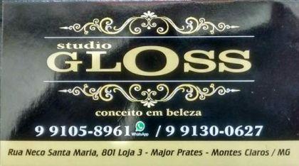 STUDIO GLOSS Montes Claros