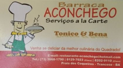 BARRACA ACONCHEGO - Trancoso