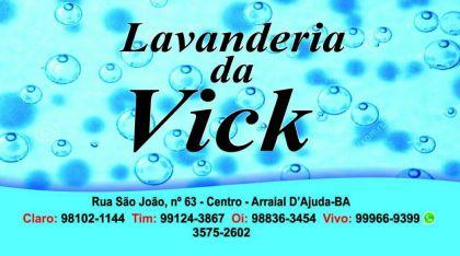 LAVANDERIA DA VICK Arraial D`Ajuda